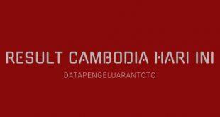 pengeluaran cambodia